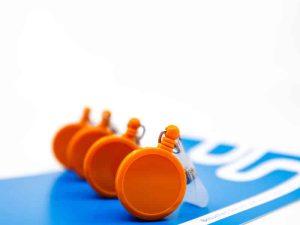 YoYo orange (Set à 10stk.)